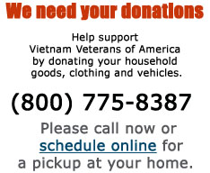 Donate to Vietnam Veterans of America